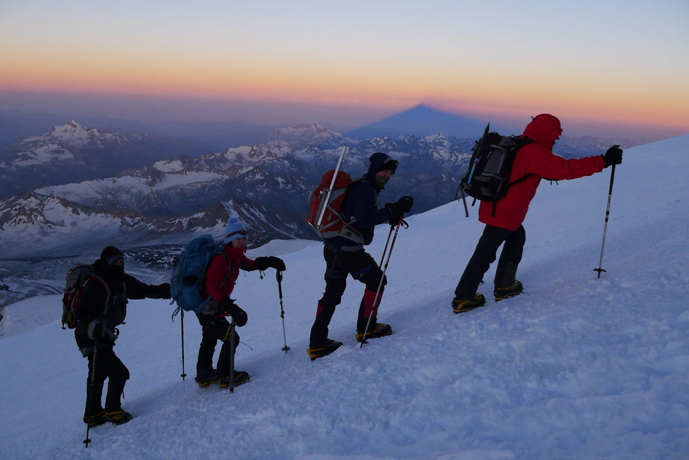 Featured Trek: Climb Mt Elbrus, with Adventure Consultants