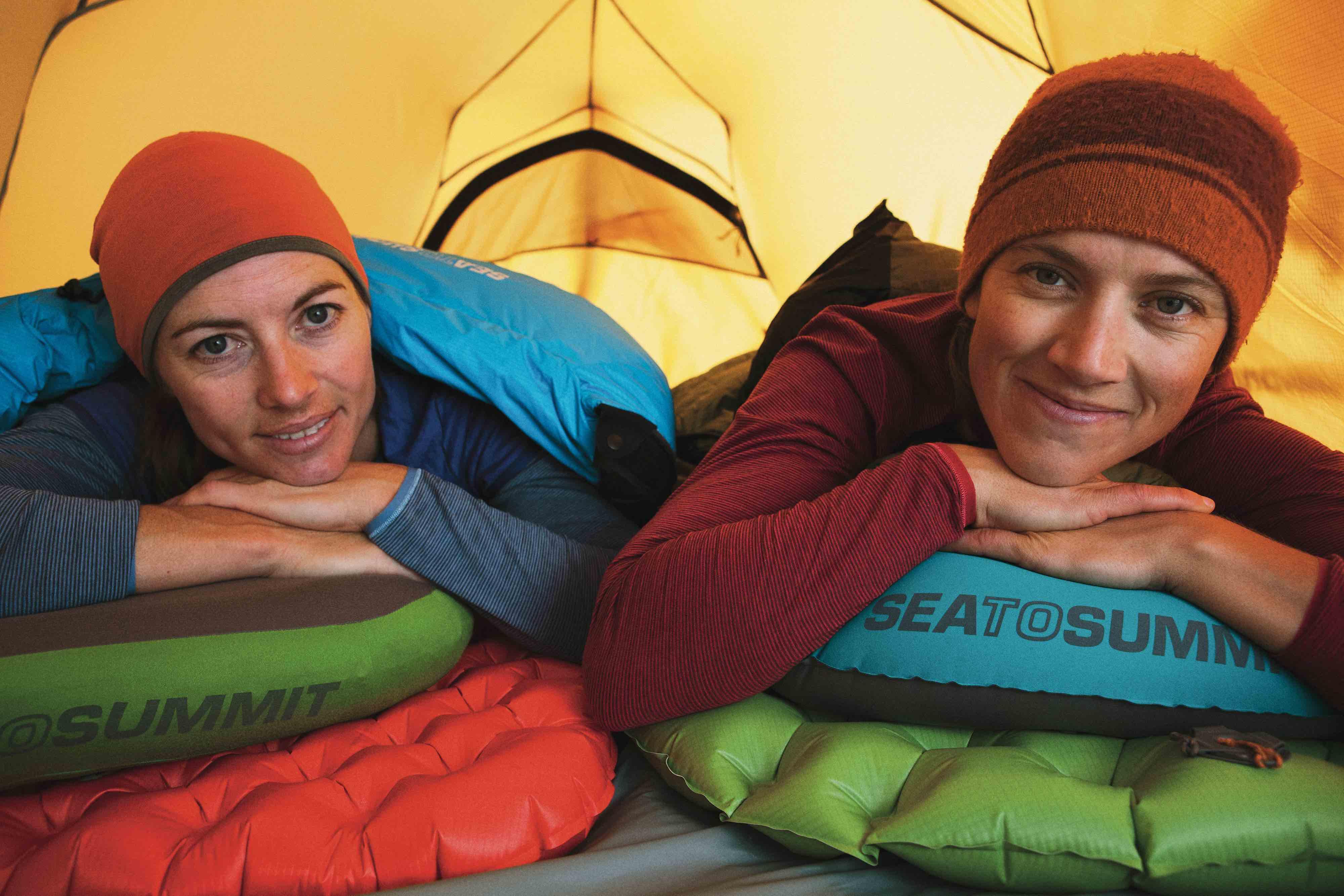Win a Sea to Summit sleep system!