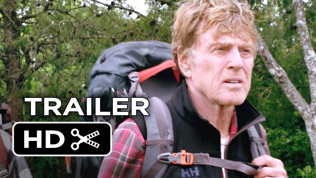 'A Walk In The Woods' official trailer
