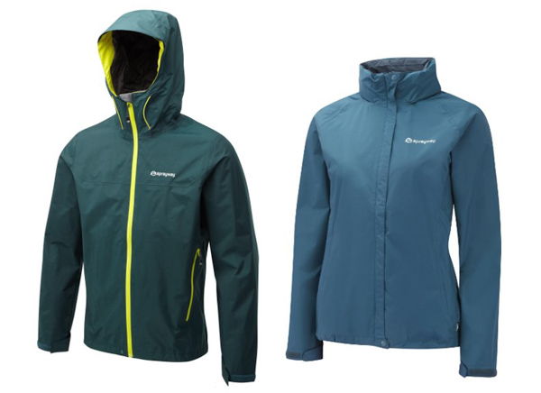 New for spring – Sprayway Nomad and Sapphira jackets